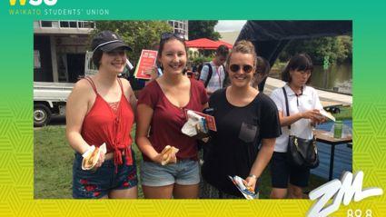 WAIKATO - O'Week 2017 with The Waikato Student Union (Part 1)