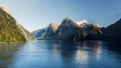 New Zealand is one of the happiest countries in the world!