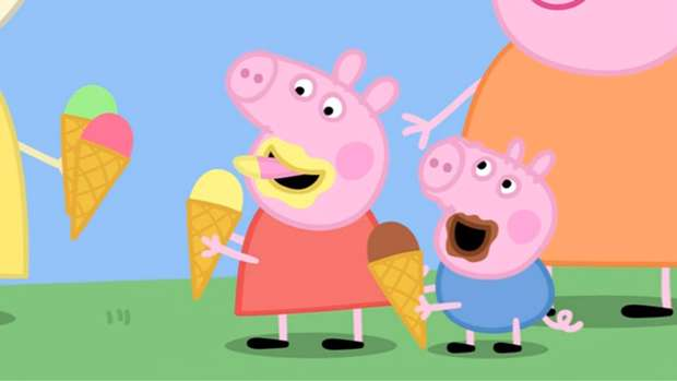 The Girl Who Voices Peppa Pig Is Mega Cute