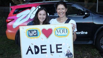 AUCKLAND: Adele's live show photos