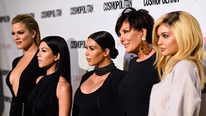 Kris Jenner is pitching an animated version of  Keeping Up with the Kardashians