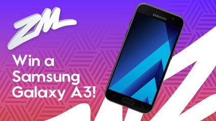 Win a Samsung Galaxy A3!
