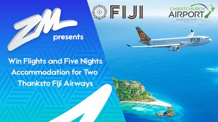 CHRISTCHURCH: Win Flights & Five Nights Accommodation for Two Thanks to Fiji Airways