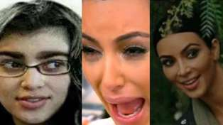 Kim Kardashian exposes the truth behind THAT meme