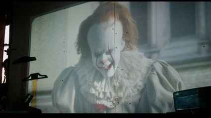 The movie trailer for Stephen King's 'IT' is here and it's terrifying AF