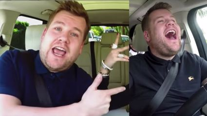 The next Carpool Karaoke guest has been announced!