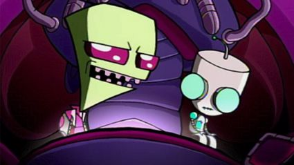 Nickelodeon's Invader Zim is making a comeback!