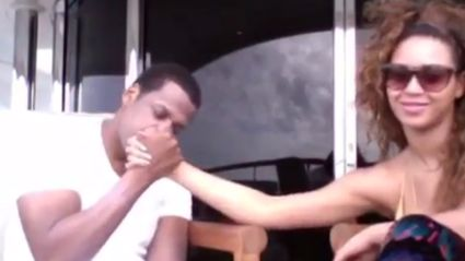 Beyonce shares emotional home footage video, celebrating 9 years with Jay-Z