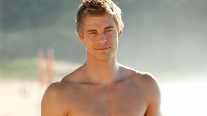Luke Mitchell looks really different now from when he was in Summer Bay!