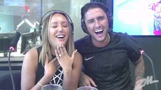 Geordie Shore's Charlotte Crosby and Bear have sparked engagement rumours!