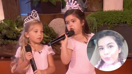 Sophia Grace admits she only has three friends, and for good reason!