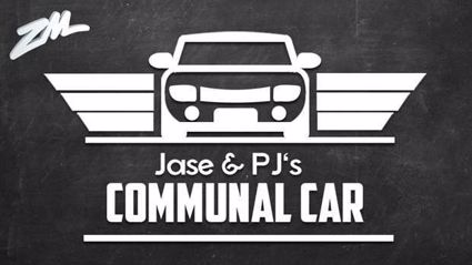 Register to rent Jase and PJ's Communal Car!