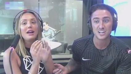 FVM talk to Charlotte Crosby and Stephen Bear
