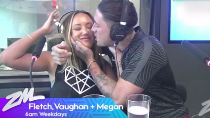 Charlotte Crosby and boyfriend Bear play '10 Things I Hate About You' with FVM