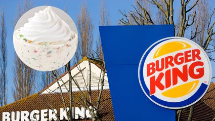 Is this Burger King's grossest shake flavour ever?