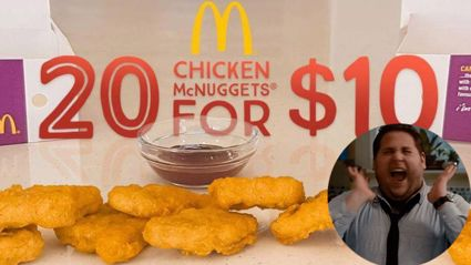 McDonald's stores have been running out of chicken nuggets