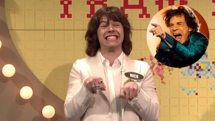 Harry Styles proves he can act with HILARIOUS impersonation of Mick Jagger on SNL