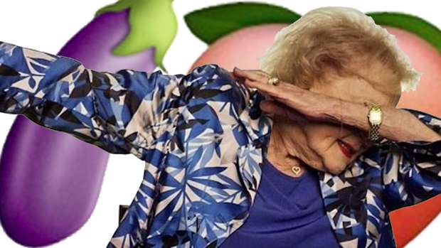 Photo / GIPHY - Betty White
