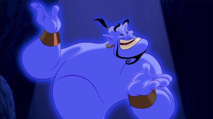 Disney name their first choice for Aladdin's Genie in live action remake