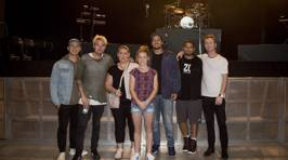 SIX60 live in Christchurch - Meet and Greets