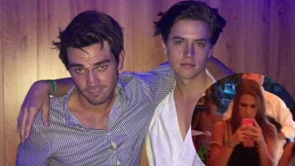 Cole Sprouse has a hilarious Instagram account just to catch out unsubtle fans