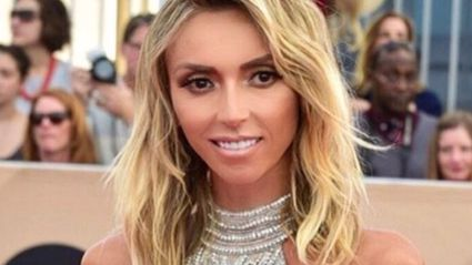 Giuliana Rancic looks almost unrecognisable in throwback photo