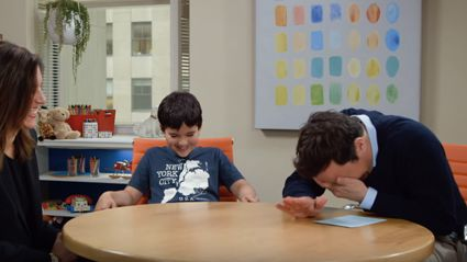 Jimmy Fallon cracks up when he asks kids what they think their parents do for work