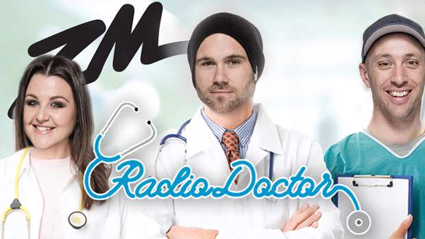 Enter To Win With Fletch Vaughan And Megans Radio Doctor