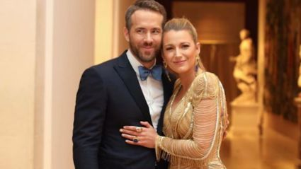 Ryan Reynolds makes cute AF shout out to Blake Lively on 'Humans of New York'