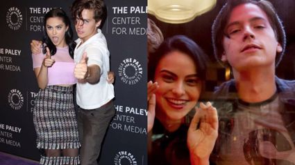 Riverdale's Camila Mendes went to uni with Cole Sprouse and she wasn't a fan