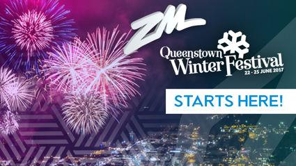 Queenstown Winter Festival Starts Here!