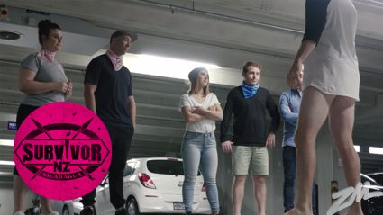 Can FVM and Jase & PJ survive in an underground carpark together?