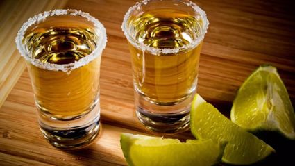 Apparently Tequila shots are good for your bones