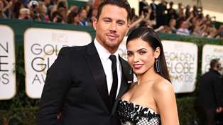 Channing Tatum and Jenna Dewan showed their daughter Magic Mike