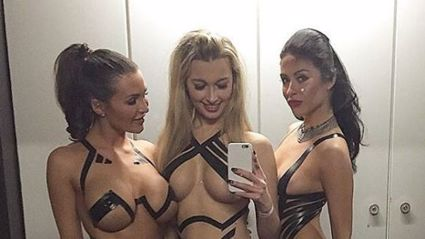 Girls are going out in nothing but duct tape and it's actually kinda hot