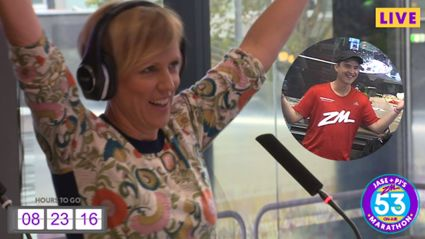 Hilary Barry gives no F**ks and Sound Keeper Gary isn't happy about it