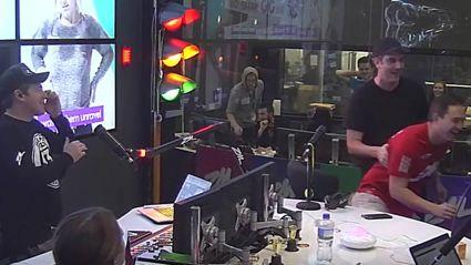 Ross intervenes after Soundkeeper Gary fails to show for a Secret Sound guess