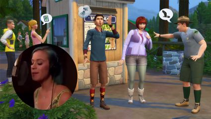 Katy Perry singing 'Last Friday Night' in Simlish is everything you didn't know you needed