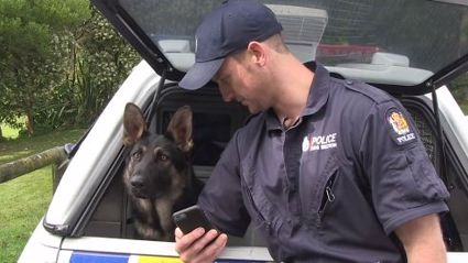 NZ Police react to mean tweets from Kiwis