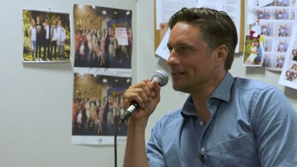 FVM interview Martin Henderson about Grey's Anatomy, pashing Britney Spears, and Shortland Street