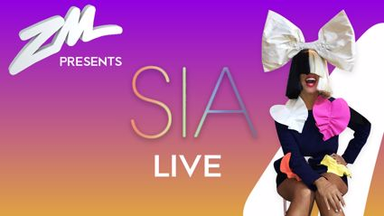 ZM Presents SIA Live in NZ!