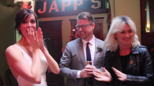 Broods' wedding surprise for a fan gives us all the feels