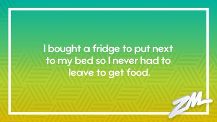 10 People who reached peak laziness