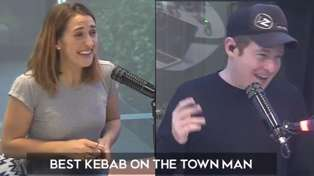Jase and PJ tried to prank an Aussie kebab store and it hilariously backfired
