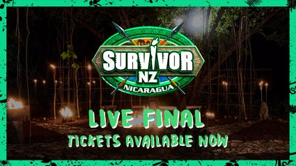 Be in the studio audience for the live finale of Survivor!