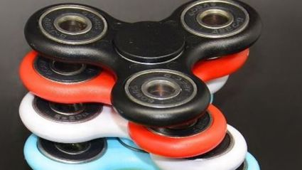 Guy finds wife's 'fidget spinner' in underwear drawer, only to discover it vibrates...