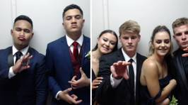 WAIKATO: ZM Photobooth at St Paul's Collegiate School Ball