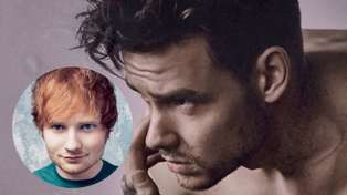 Ed Sheeran sings in Liam Payne's single but it doesn't sound like him AT ALL