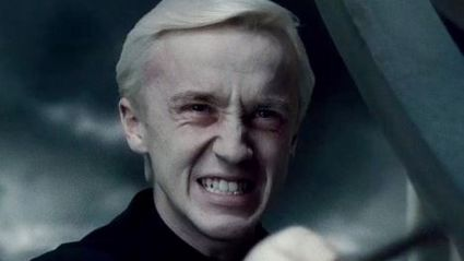 This deleted scene from Harry Potter changes everything you thought about Draco Malfoy