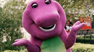 The man behind the Barney suit reveals what the job was actually like - and it sounds horrific